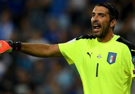 Buffon lobt Italiens Einstellung