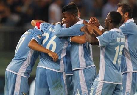 Bekap Pescara, Lazio Ke Empat Besar