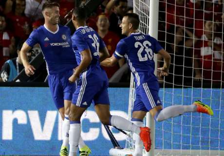 WATCH: Cahill fires Chelsea to victory