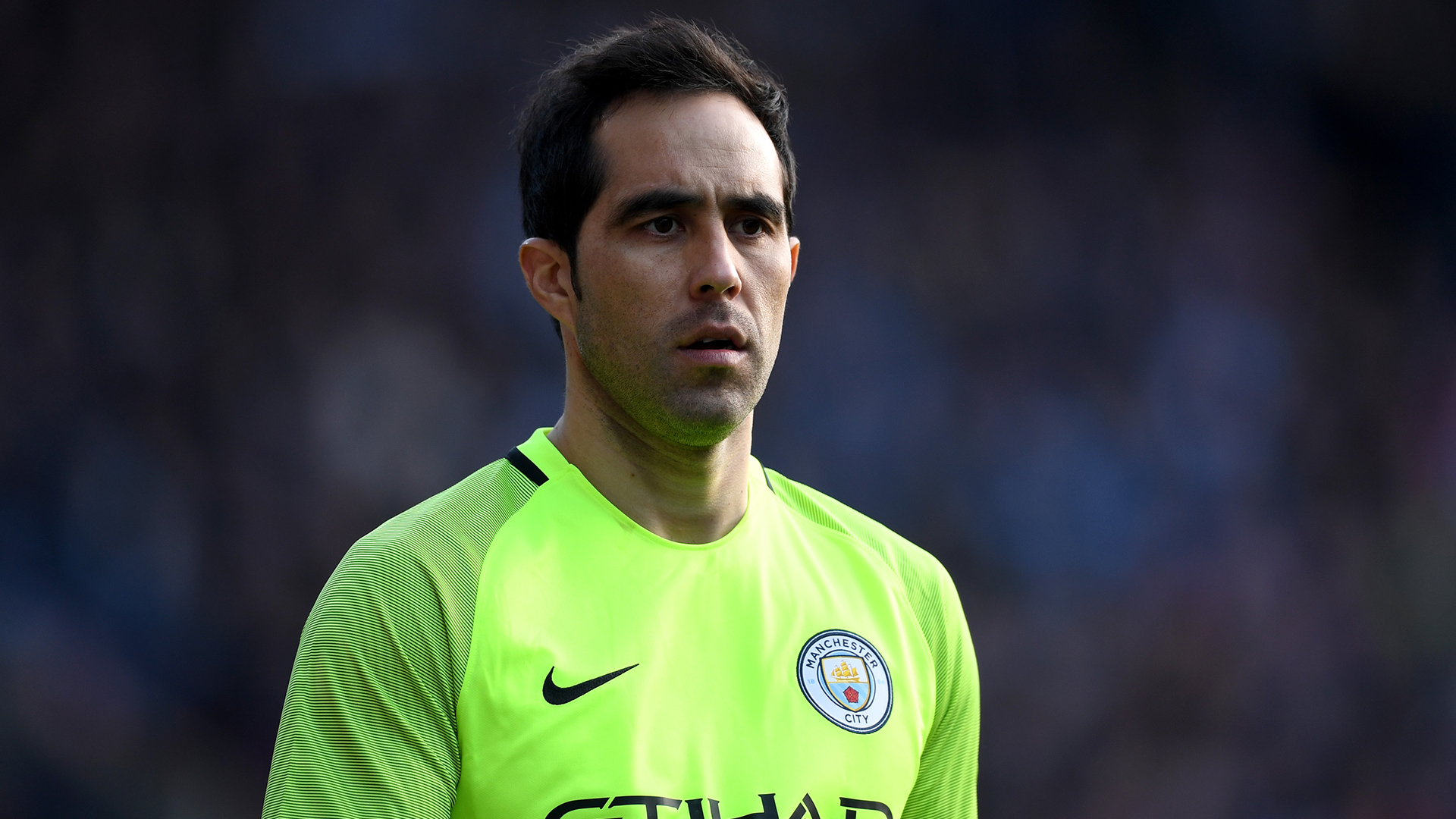 Manchester City transfer news Claudio Bravo will stay after
