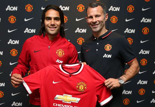 Falcao in, Welbeck out & Vidal: Inside Man Utd's transfer window