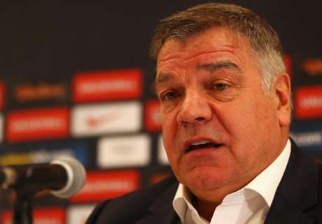Allardyce has England boss's disease