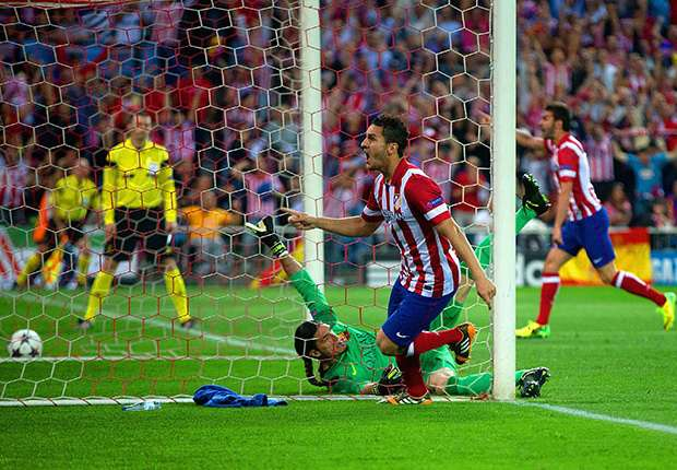'No limits' for awesome Atletico - Koke