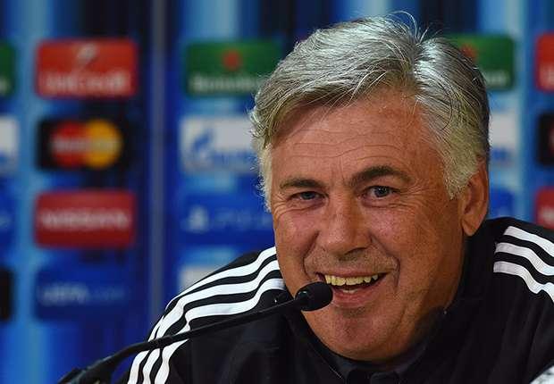Ancelotti confía en la polivalencia de sus jugadores