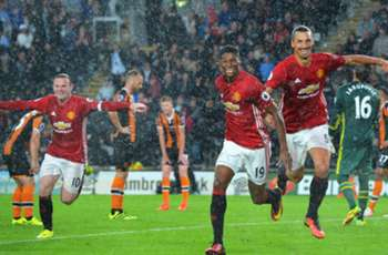 Hull City 0-1 Manchester United: Rashford strikes at the death to maintain Mourinho's winning run