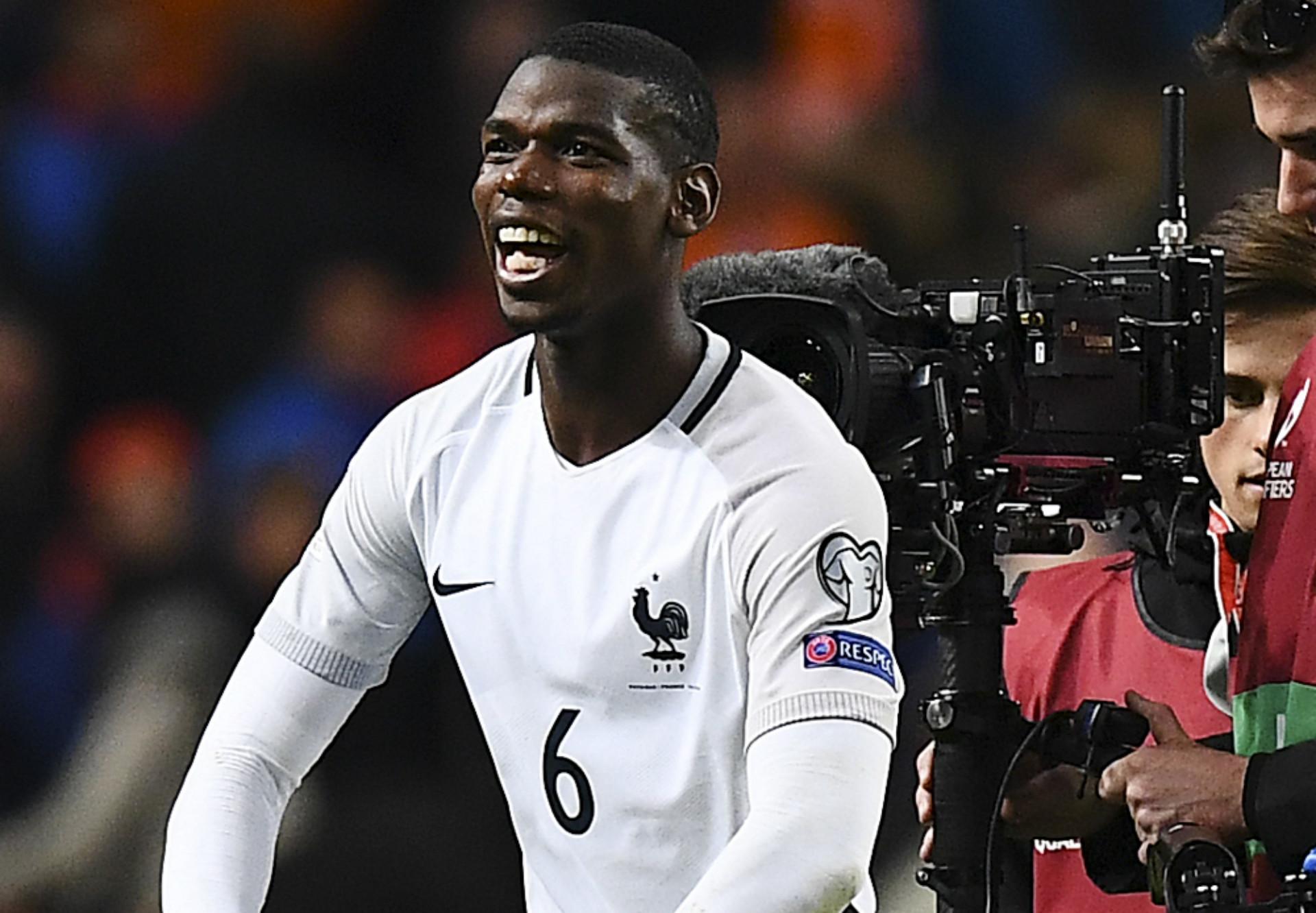 Mourinho, Pirlo… Paul Pogba se prononce sur son rôle — Manchester United