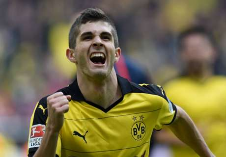 Barca interest in Pulisic not a shock