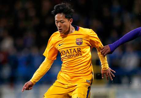 'Korean Messi' ready to step up at Barca