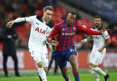 Champions: Tottenham 3-1 CSKA