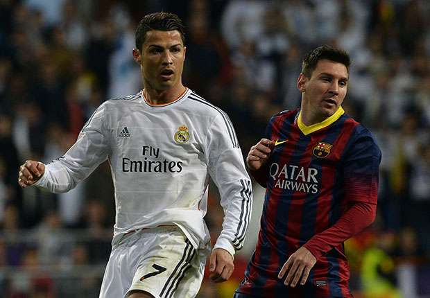 Ronaldo: Messi rivalry a part of my life