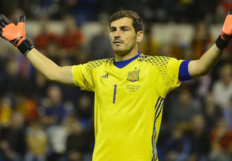 New York City FC not chasing Casillas