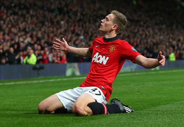 Van Persie praises youngster Wilson for 'special' Manchester United debut