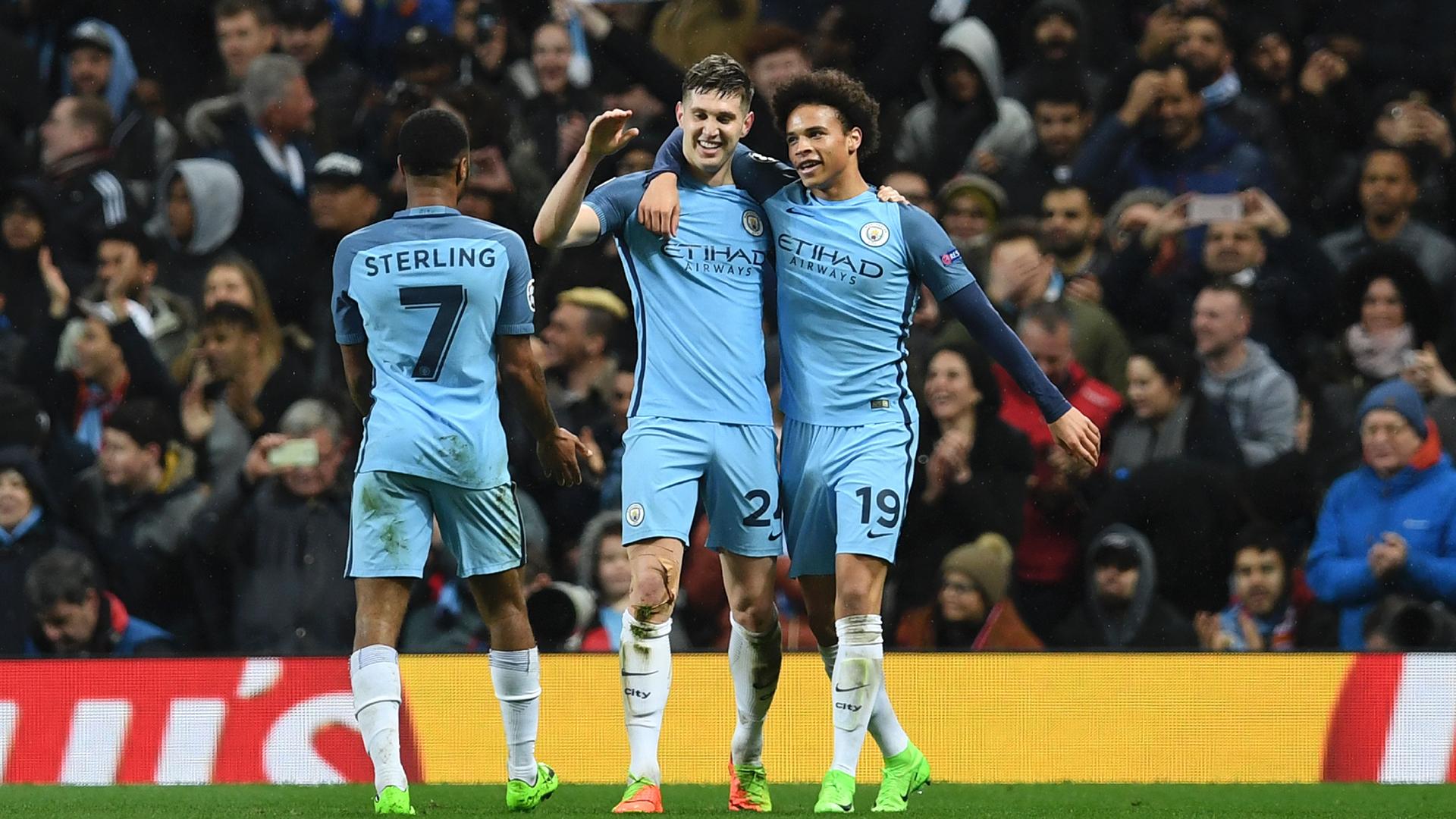 John Stones Manchester City