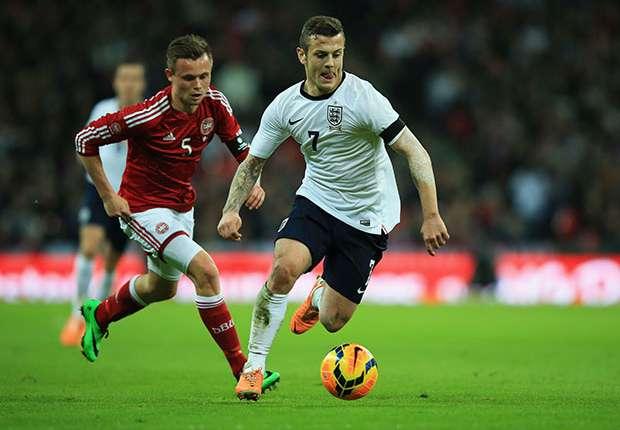 Wilshere on track for World Cup place, says England boss Hodgson