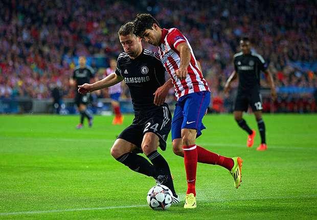 Atlético de Madrid 0-0 Chelsea: José Mourinho planta su muro