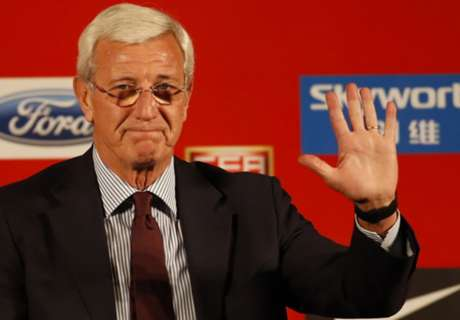 Lippi on 'Mission Improbable' with China