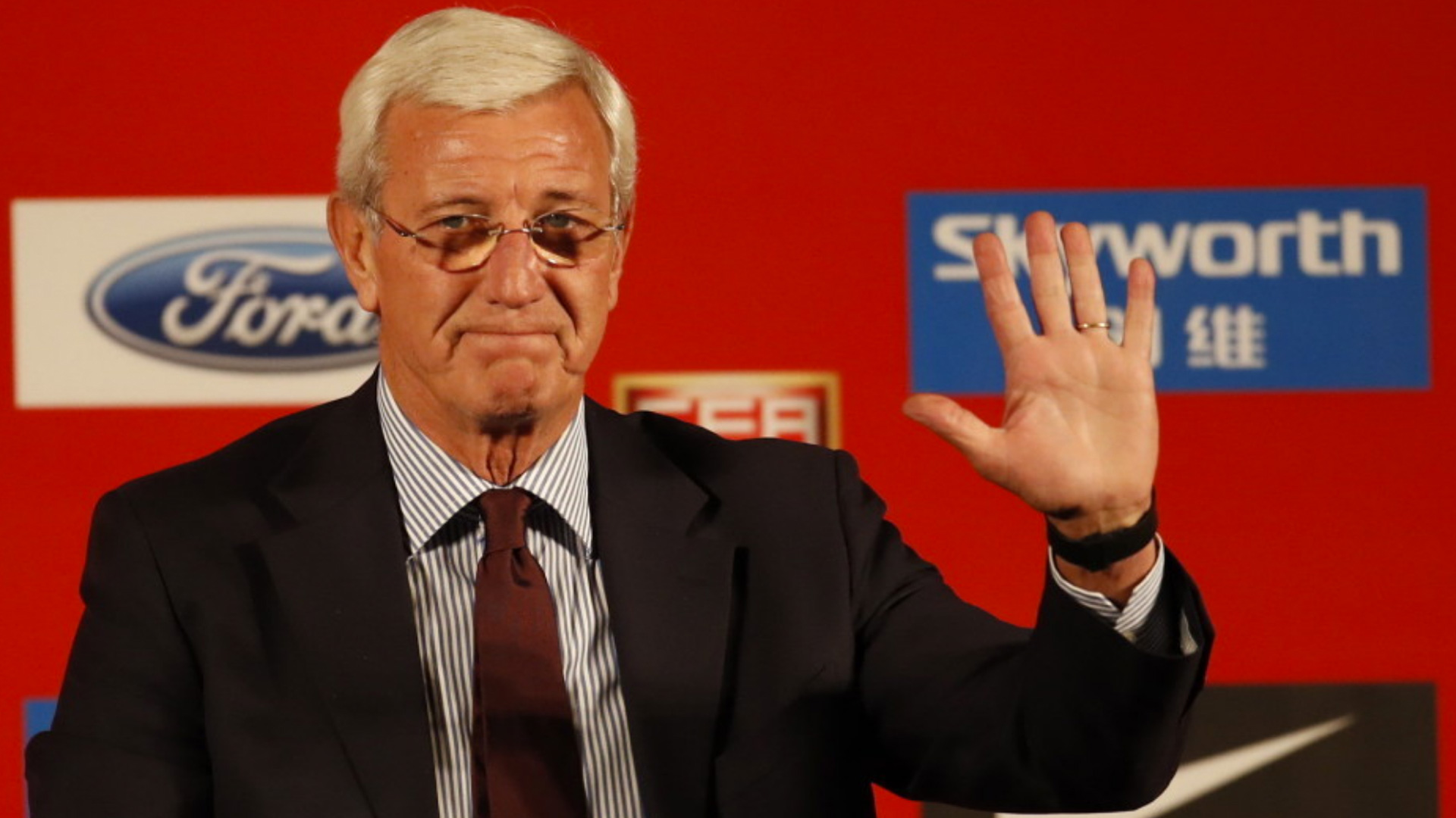 World Cup winner Lippi resigns from China managerial role
