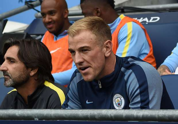 Hart fears exit as Man City close in on Bravo