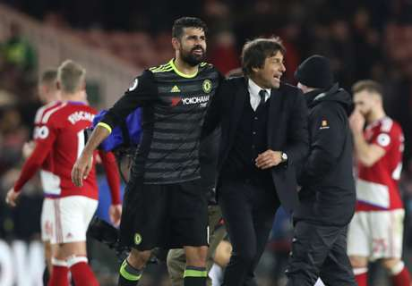 Conte not worried about Costa agent