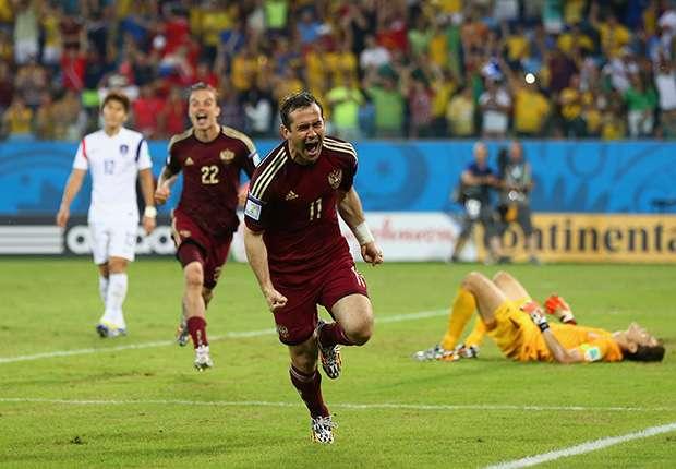 Kerzhakov: No need to focus on Akinfeev error