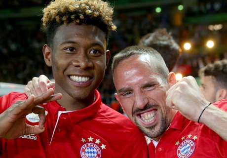 WATCH: Alaba scores screamer