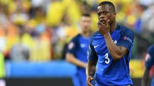 Patrice Evra France Euro 2016