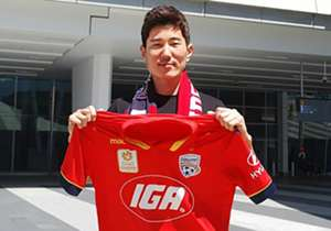 Jae-Sung Kim Adelaide United