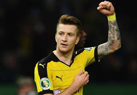 LIVE: Stuttgart v Borussia Dortmund