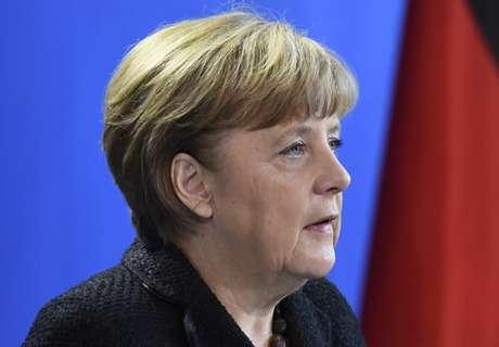 Merkel explique l'annulation d'Allemagne-Pays-Bas