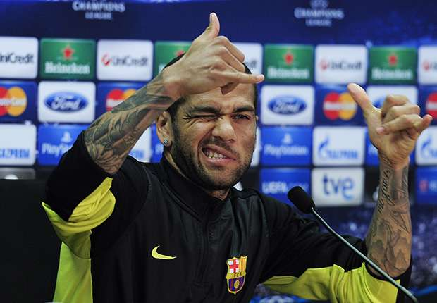 "Neymar en Alves: ""Stop racisme"""