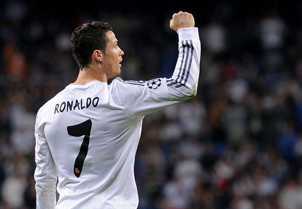 Ancelotti: Ronaldo's been in top form all season