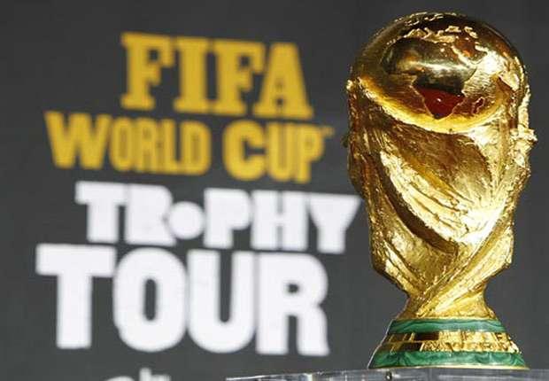 World Cup Trophy Tour
