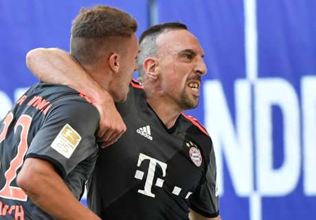 Ribery back to his best