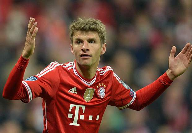 Muller: I have a special relationship with Van Gaal