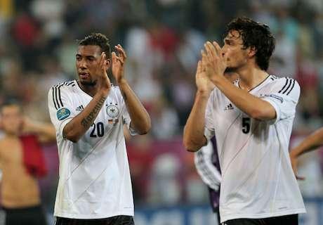 LIVE: Germany vs Slovakia