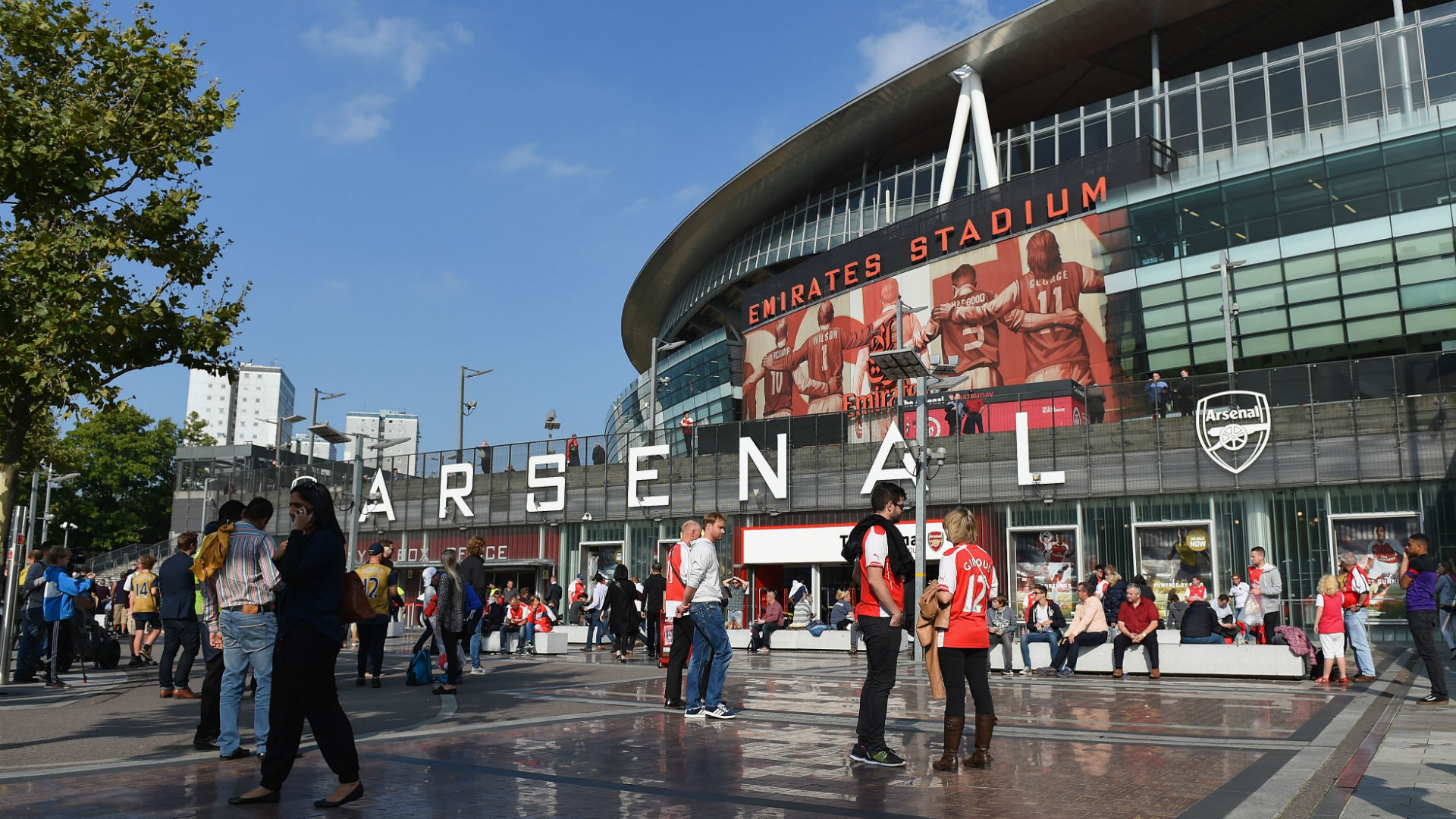 Emirates Stadium Arsenal