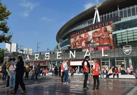 Arsenal, non vai allo stadio? No tessera!