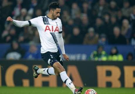 'Chadli maakt zich op voor transfer'