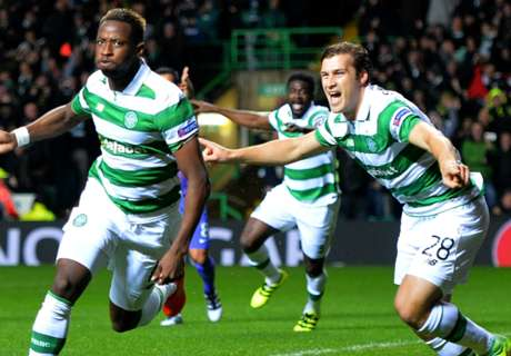 Celtic begin their European comeback