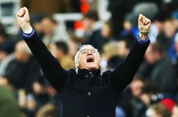 Ranieri: I'm curious to see how Leicester reacts