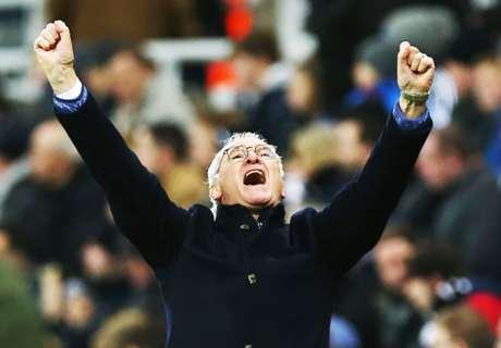 Ranieri 'curious' about Leicester