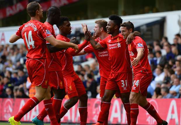 Tottenham 0-3 Liverpool: Sterling shines in Balotelli debut
