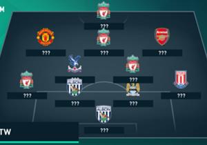 Goal traz para vocês os jogadores que tiveram as piores apresentações neste final de semana, incluindo nomes de Manchester City e Liverpool.