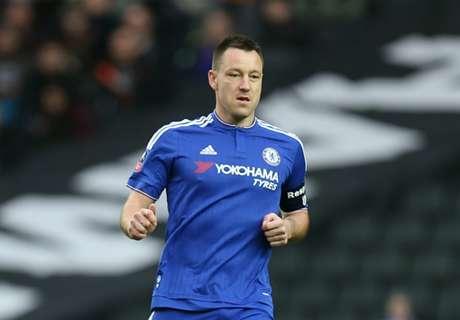 """Terry : """"Pas de discussion avec le club"""""""