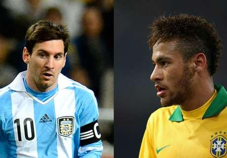 Mais importante que Messi