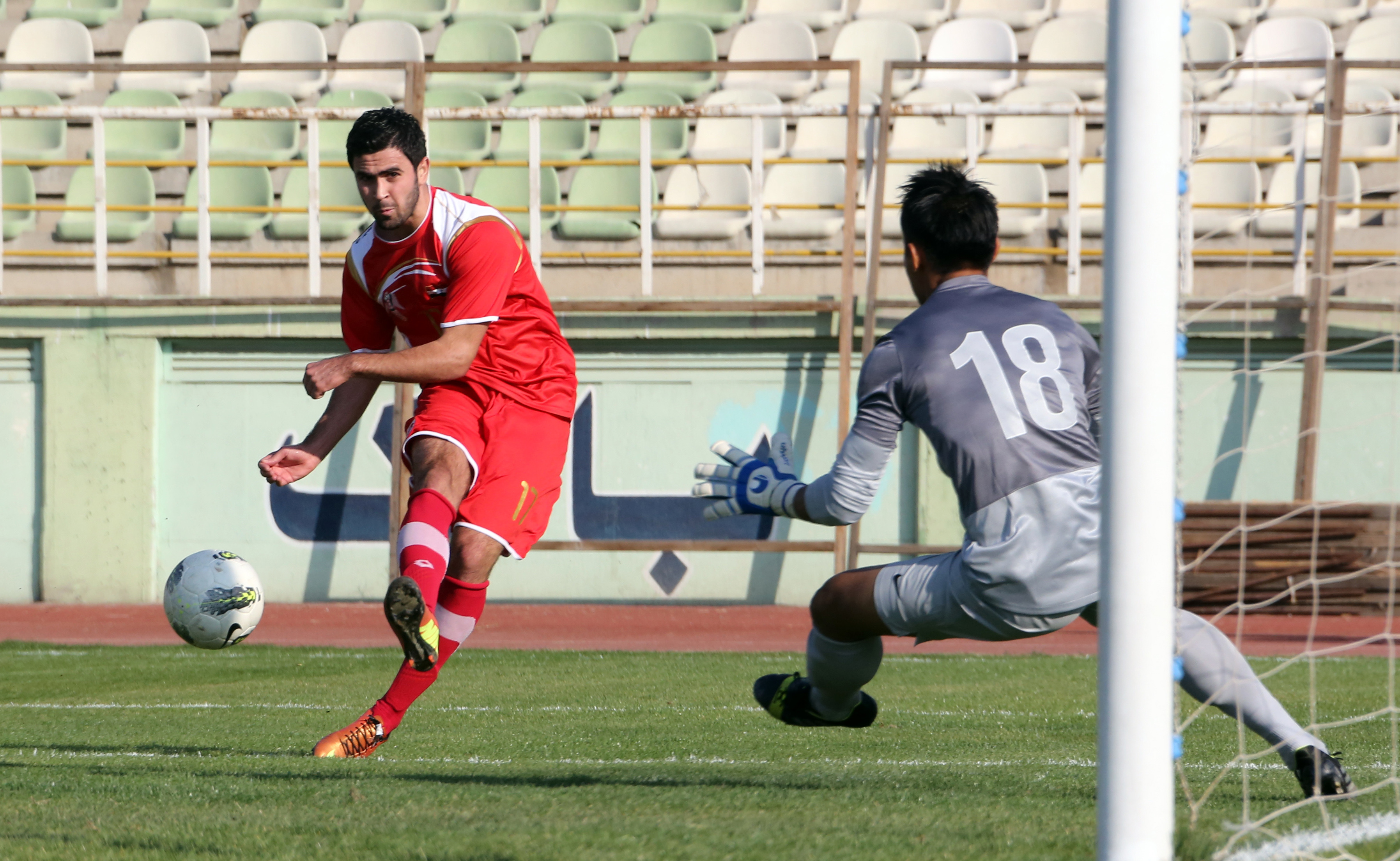 Syria face Singapore in AFC Asian Cup qualifying