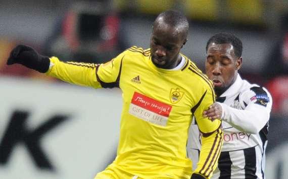 QPR's Diarra move falls through