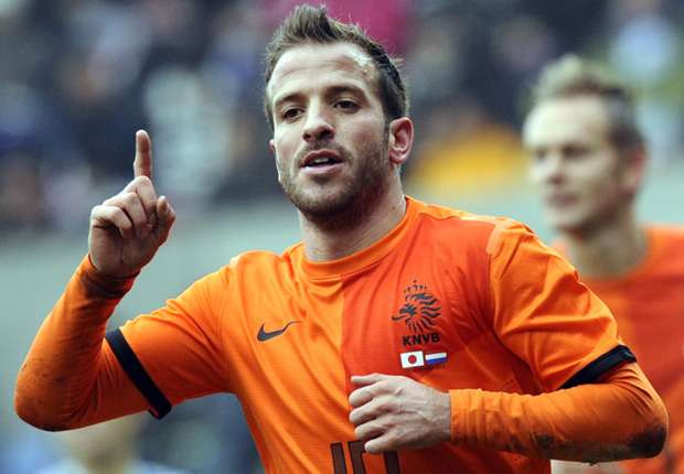 Van der Vaart ruled out of World Cup