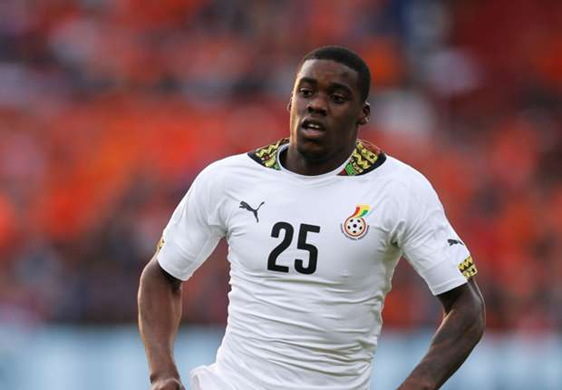 Schlupp, Accam, Rahman in Ghana squad for Afcon qualifiers