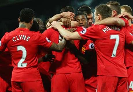 Liverpool send Man City warning
